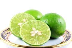 Thai lime Royalty Free Stock Photos