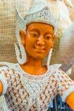 Thai literature goddess Stock Image