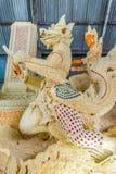 Thai literature goddesses Stock Photos