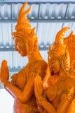 Thai literature goddesses Stock Photography