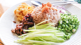 Thai local food Stock Photo