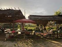 Thai local market royalty free stock image