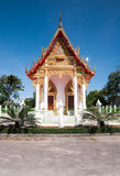 Thai local temple Royalty Free Stock Image