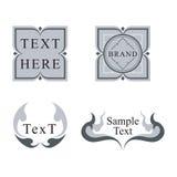 Thai Logo Design Royalty Free Stock Images
