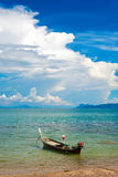 Thai Long Boat Stock Photography