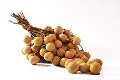 Thai longan fruit. In thailand Royalty Free Stock Photo