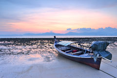 Thai Longtail Boat Royalty Free Stock Photo