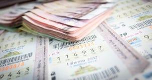 Thai lottery Royalty Free Stock Photo