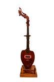 Thai lute guitar Royalty Free Stock Image