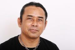 Thai man. Royalty Free Stock Image
