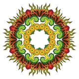 Thai mandala Stock Photography