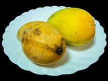 thai mango Arkivfoto