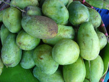 Thai Mangoes Stock Photography