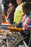Thai market Stock Photography