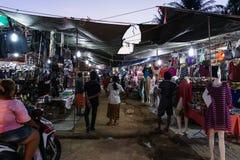 Thai market Stock Photos