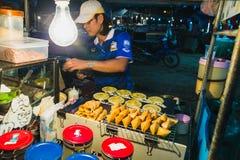 Thai market Royalty Free Stock Photo