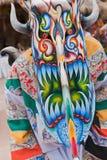 Thai masked festival Stock Image