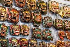 Thai masks Stock Photos