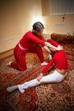 Thai massage Royalty Free Stock Photography