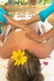 Thai massage royalty free stock image