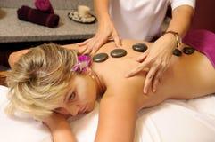 The Thai massage Royalty Free Stock Photos