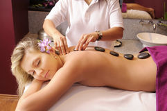 Thai Massage Stock Photography