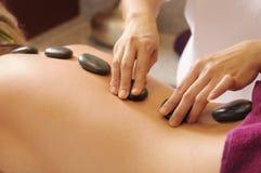 thai massage Fotografering för Bildbyråer