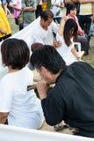 thai massage Arkivfoton