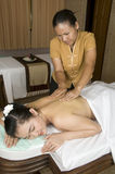 Thai massage 8 Stock Photo