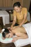 Thai massage 9 Stock Image