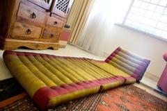 Thai massage mattress Stock Images