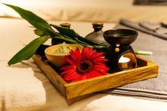 Thai Massage series Stock Photo