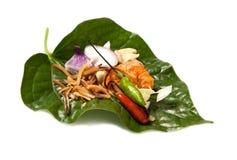 thai matört Arkivbild