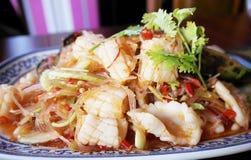 thai mat Fotografering för Bildbyråer