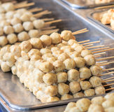 Thai meat ball. As an appetizer Stock Photography