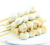 Thai meat ball. As an appetizer Stock Images