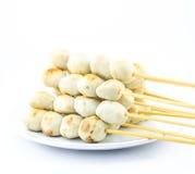 Thai meat ball. As an appetizer Stock Photos