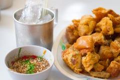 Thai mellanmål Fotografering för Bildbyråer