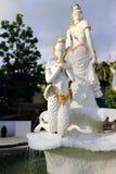 Thai mermaid statue Stock Photo
