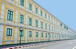 Thai Ministry of Defense building Stock Images