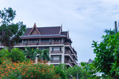 Thai Modern Architecture Stock Photography