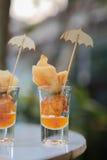 THAI MONEY BAG FOOD Royalty Free Stock Images