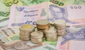Thai money . Stock Image