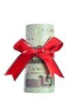 Thai money gift Stock Photos