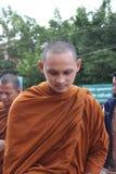 Thai Monk 2 Stock Photos