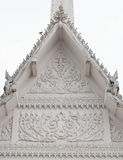 Thai Monk Crematory Stock Photos