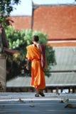 Thai monk Stock Photos