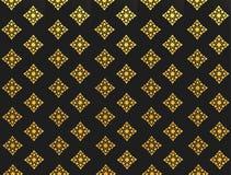 Thai motifs. Royalty Free Stock Image