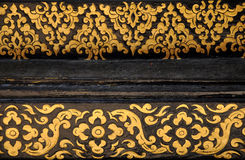 Thai motifs. Stock Photo