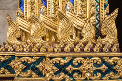 Thai motifs Royalty Free Stock Photo